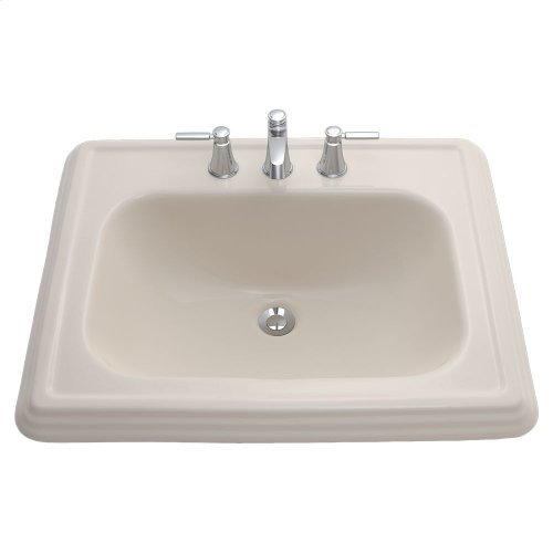 Promenade® Self Rimming Lavatory - Bone