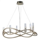 Entwine 6-Light Chandelier