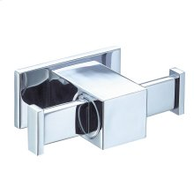 Chrome Sirius® Double Robe Hook