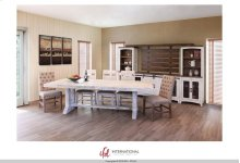 Terra White Dining Collection