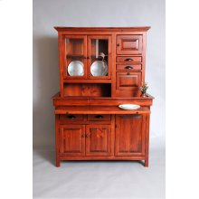 "#396 Hoosier Cupboard 49.5""wx24""dx76""h"