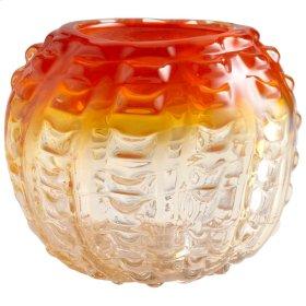 Small Fire Pod Vase