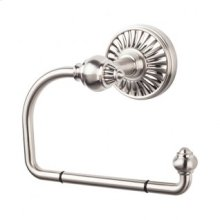 Tuscany Bath Tissue Hook - Brushed Satin Nickel