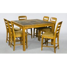 High Dining Table