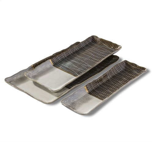 Talia Rectangular Trays