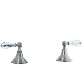 Asbury - Deck Valve Kit Trim - Polished Nickel