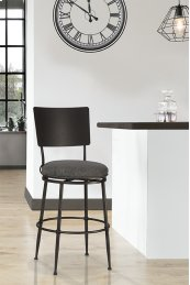 Towne Commercial Swivel Stool