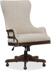 Roslyn County Deconstructed Tilt Swivel Chair
