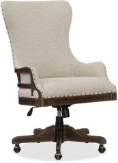 Roslyn County Deconstructed Tilt Swivel Chair