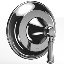 Vivian™ Pressure Balance Valve Trim with Lever Handle - Polished Chrome Finish