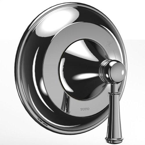 Vivian Pressure Balance Valve Trim with Lever Handle - Polished Chrome Finish