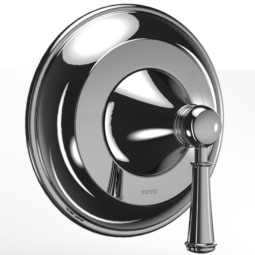 Vivian™ Pressure Balance Valve Trim with Lever Handle - Polished Chrome Finish