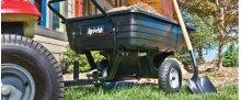 350 lb. Convertible Poly Cart - 45-0345