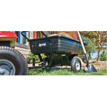 350 lb. Convertible Poly Cart - 45-0345