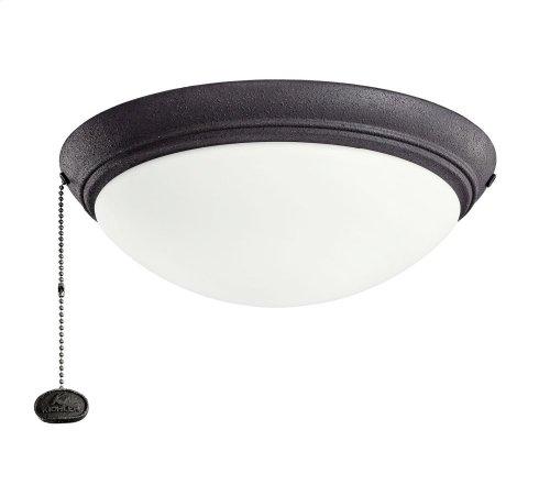 """LED Low-Profile 11.5"""" Light Kit Distressed Black"""