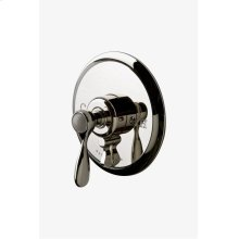 Easton Classic Pressure Balance with Diverter Trim with Metal Lever Handle STYLE: EAPB92