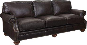 Heuer Sofa Top Grain Leather