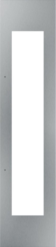 """18"""" Stainless Steel Panel for Wine Preservation -Flat TFL18IW800"""