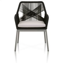 Loom Outdoor Dining Arm Chair