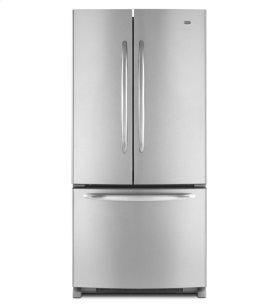 French Door Refrigerator with Dual Temperature Zones