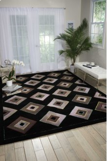 Palisades Ki403 Blk Rectangle Rug 8' X 10'6''