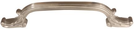 Ornate Pull A3650-6 - Satin Nickel