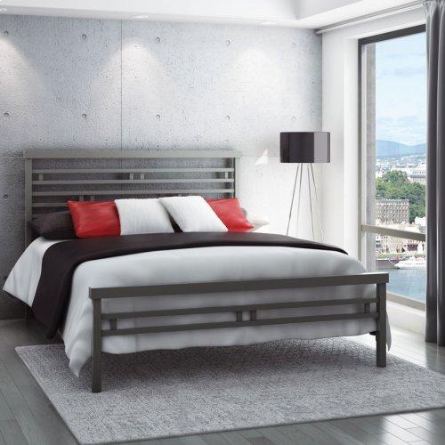 Orson Regular Footboard Bed - King