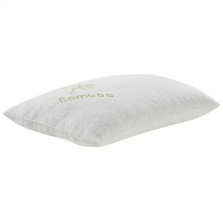 Relax Standard/Queen Size Pillow in White
