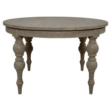 Dining Table, Available in Coastal Brown or Coastal Grey Finish.