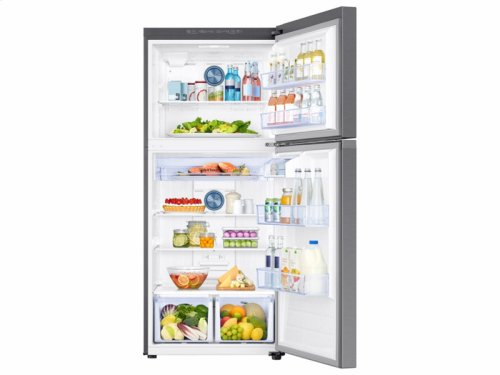 18 cu. ft. Capacity Top Freezer Refrigerator with FlexZone