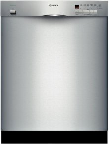 24 '' Recessed Handle Dishwasher 300 Series- Stainless steel