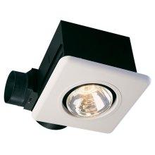 Single Bulb Combination Heater