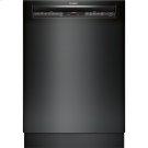 24' Recessed Handle Dishwasher 800 Series- Black Product Image