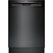 24' Recessed Handle Dishwasher 800 Series- Black
