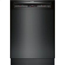 """FLOOR MODEL 24"""" Recessed Handle Dishwasher 800 Series- Black"""