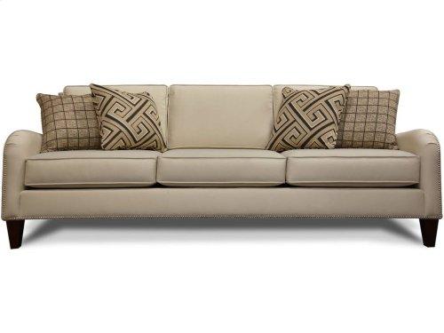 Preston Sofa with Nails 2W05N