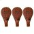 Additional Grill Hopper Magnetic Wooden Hooks - 3 Piece