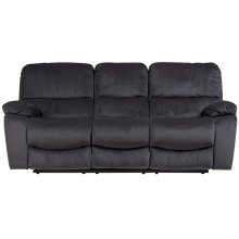 Ramsey Steel Gray Sleeper Sofa, M6014S