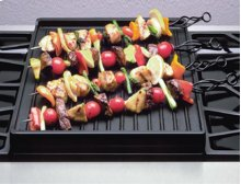 """Searing Grill for New Epicure 48"""" and 36"""" Ranges and Cooktops"""