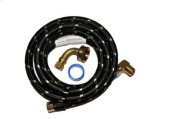 Universal Industrial-Grade 6' Dishwasher Installation Kit - Other Product Image