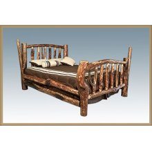 Glacier Country Log Character Beds