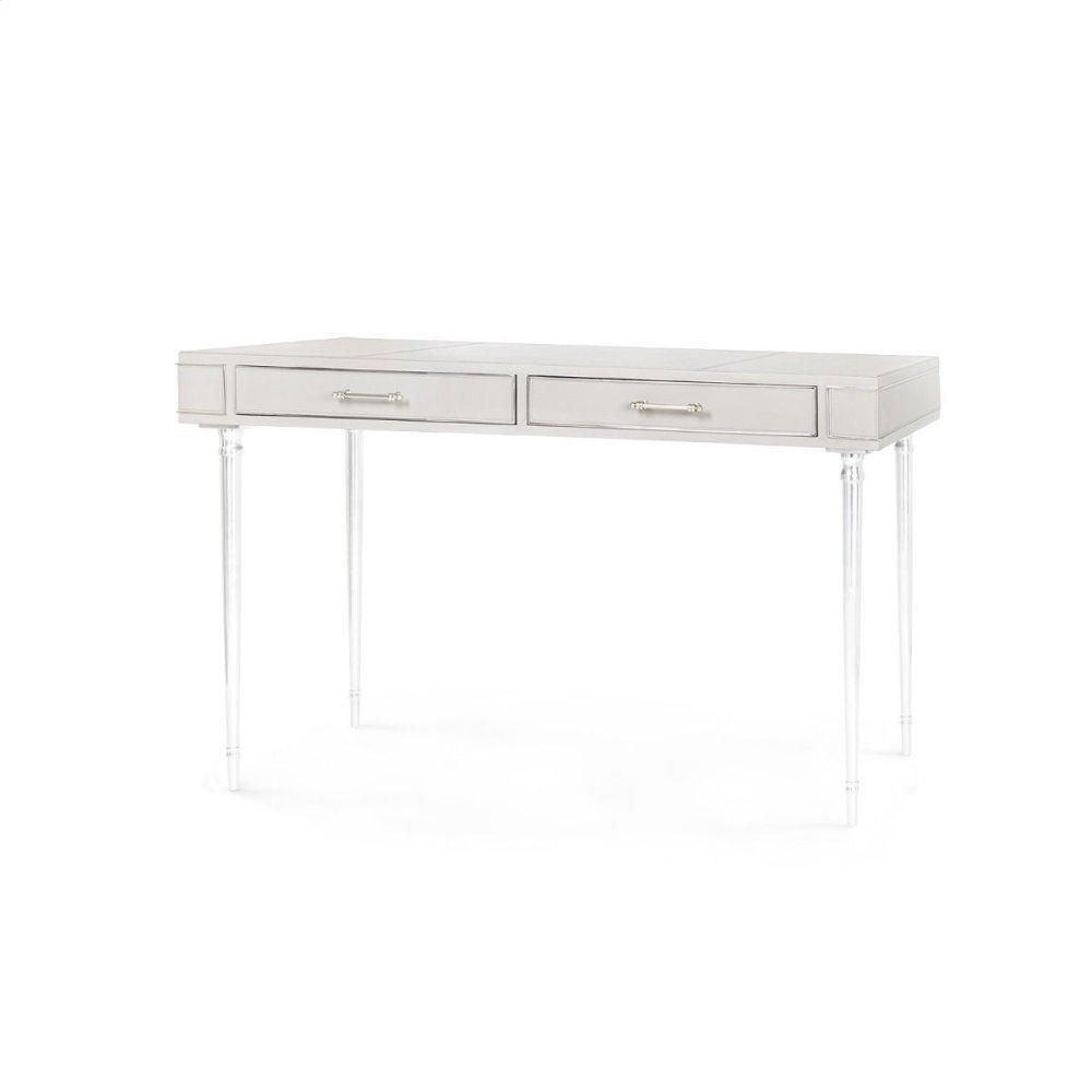 Jolene Desk, Gray