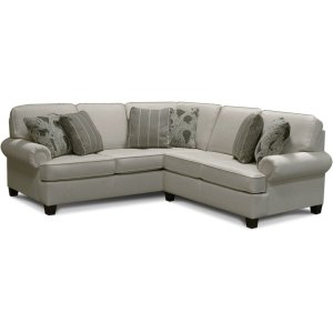 England Furniture8T00-Sect Edison Sectional