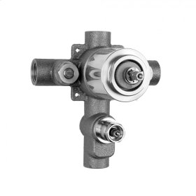 Pressure Balance Cycling Valve with Built in Diverter