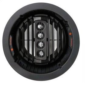 "7"" 2-way In-Ceiling Speaker w/ Aluminum Woofer, Dual Aluminum ARC Tweeter Array"