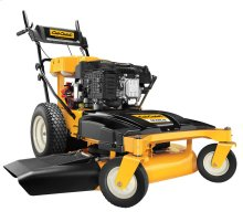 Wide-Area Walk-Behind Lawn Mower