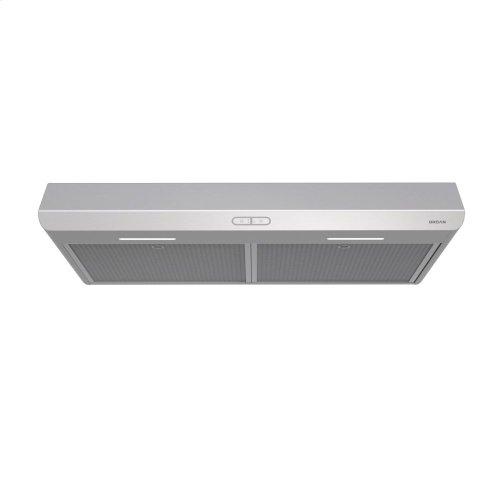 Sahale 30-inch 250 CFM Stainless Steel Range Hood with LED light