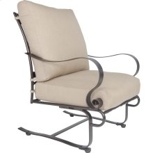 Spring Base Lounge Chair