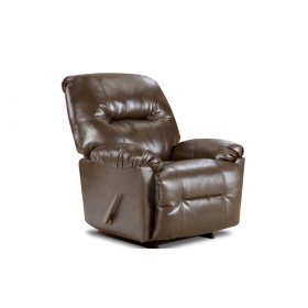 Bentley Brown Recliner