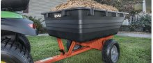 17 Cu. Ft. Poly Cart - 45-0519